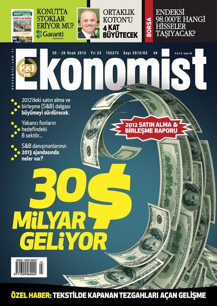 Ekonomist Dergisi, 20-26 Ocak sayısı yayında! Hemen okumak için: http://www.dijimecmua.com/ekonomist/    Ekonomist dergisini iPad (Dijimecmua HD) ve iPhone (Dijimecmua S) uygulamalarını indirerek okuyabilirsiniz.    Ekonomist Dergisi (Haftalık);  3 ay boyunca tüm sayıların dijital üyeliği 12 lira,  6 ay boyunca tüm sayıların dijital üyeliği 21 lira,  12 ay boyunca tüm sayıların dijital üyeliği 40 lira.    Üye olmak için tıkla: http://www.dijimecmua.com/index.php?c=m