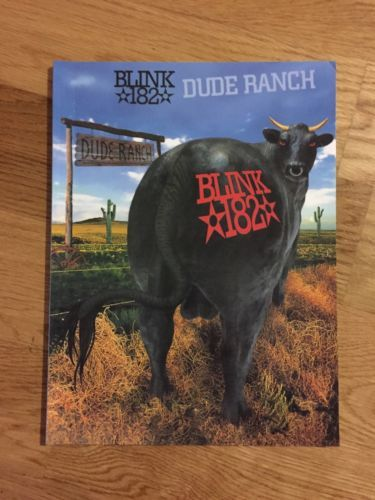 #Blink 182 - dude #ranch #guitar tab book,  View more on the LINK: http://www.zeppy.io/product/gb/2/161980226229/