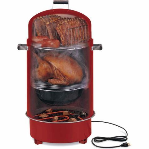 Brinkmann® Electric Dome Smoker -- such a great smoker under $100!
