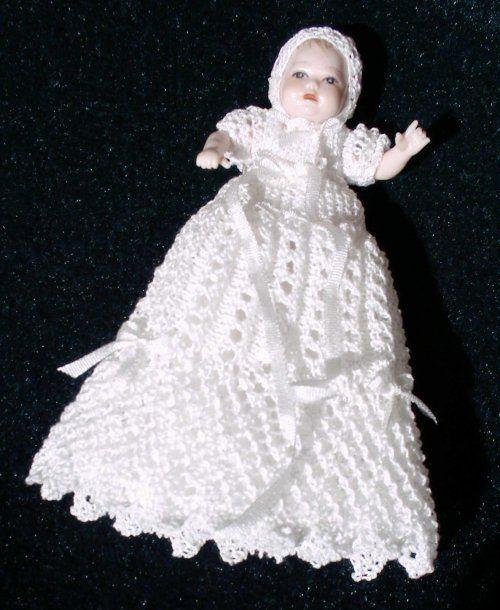 Cap Knitting Patterns : Victorian Christening Gowns Renaissance Gothic Victorian Wedding gowns, pro...