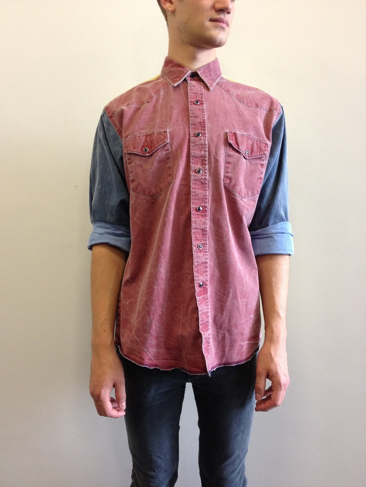 Wrangler Multicoloured Vintage Shirt