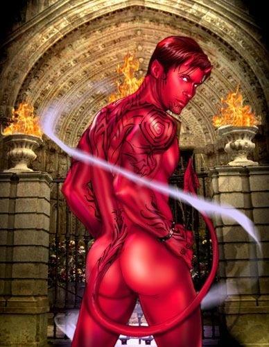 Devil Gay Sex 68