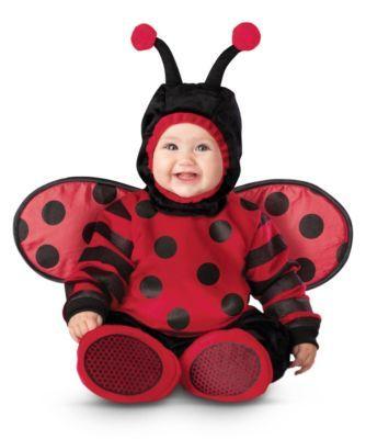 itty-bitty baby ladybug costume