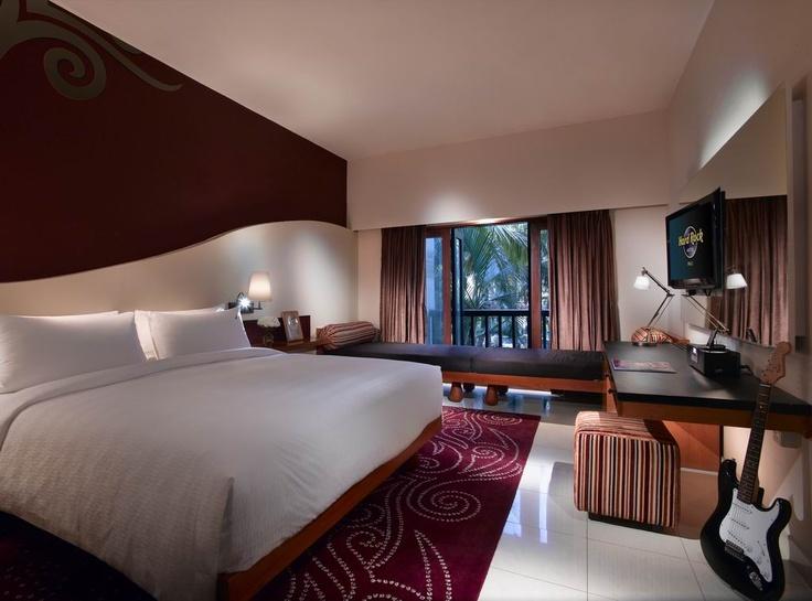 #HardRockHotelBali #SleepLikeARock #DeluxePremium #Room #King #Bali #Kuta
