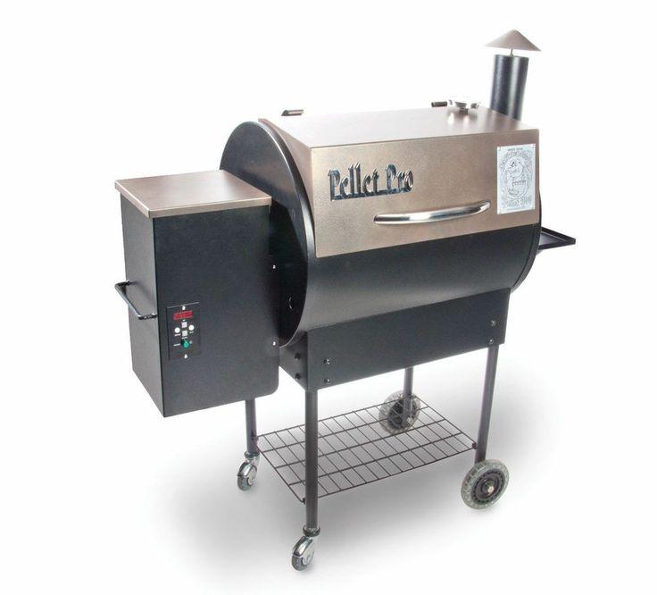 Pellet Pro Electric Bbq Pellet Grill Smoker Oven 627 Quot Of
