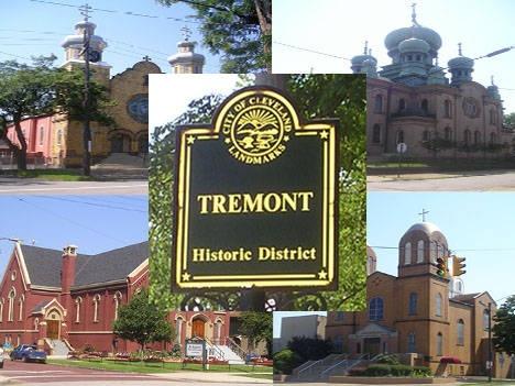Tremont Historical Churches  Igrejas historicas de Tremont