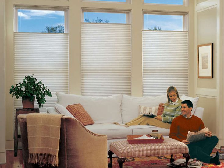 Windows in unusual places like the corner of your room may be harder to find for window coverings, but they also open up many creative design options
