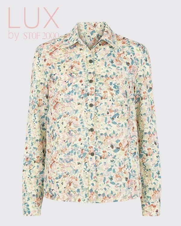 Blød bomulds skjorte i luksus kvalitet
