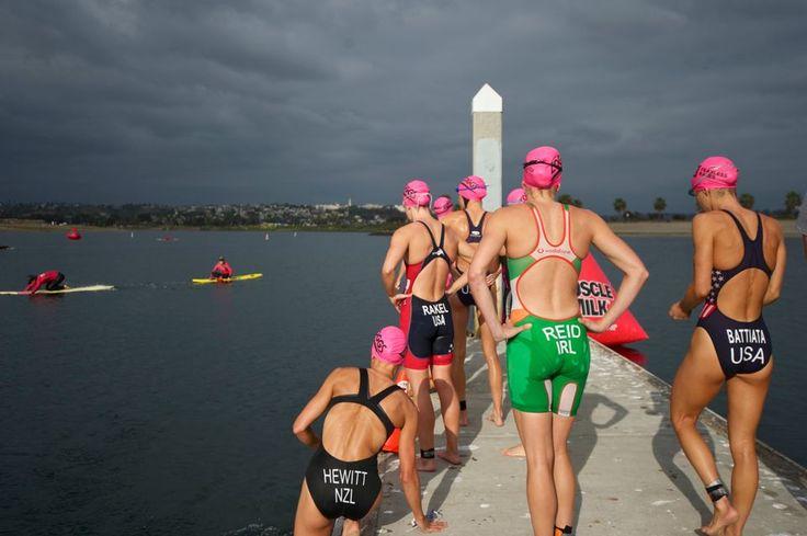 pro tri races | Photos: Fearless Pro Super Sprint-Triathlon – Women's Race