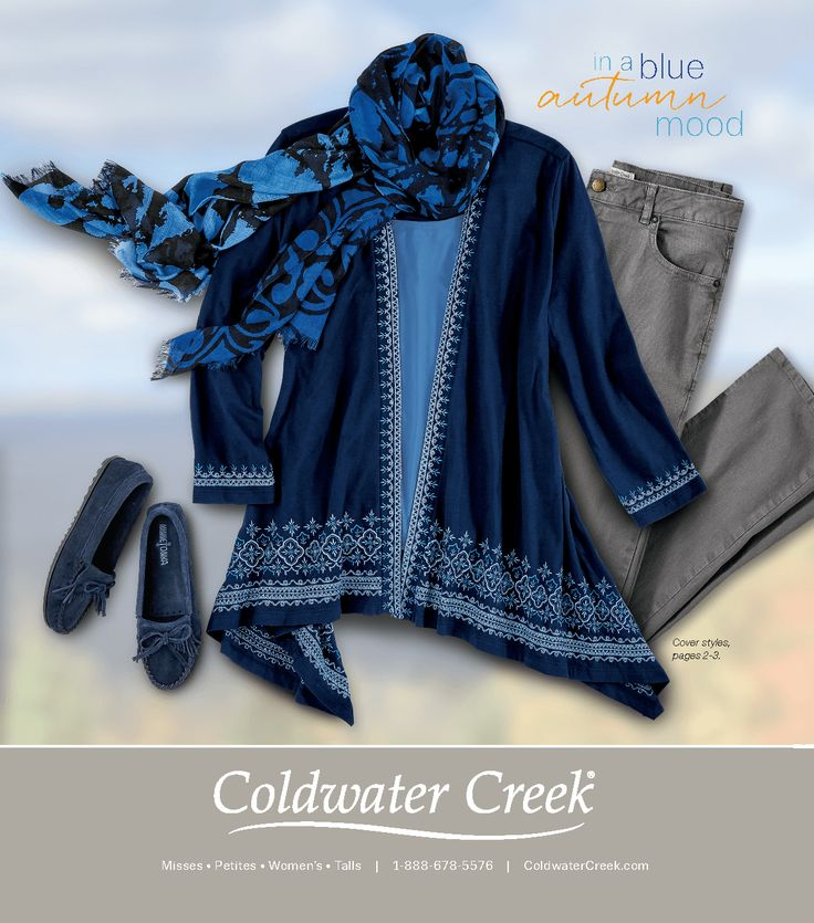 Our Catalog | Coldwater Creek