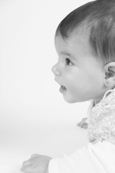 Fotofrafía infantil, bebé
