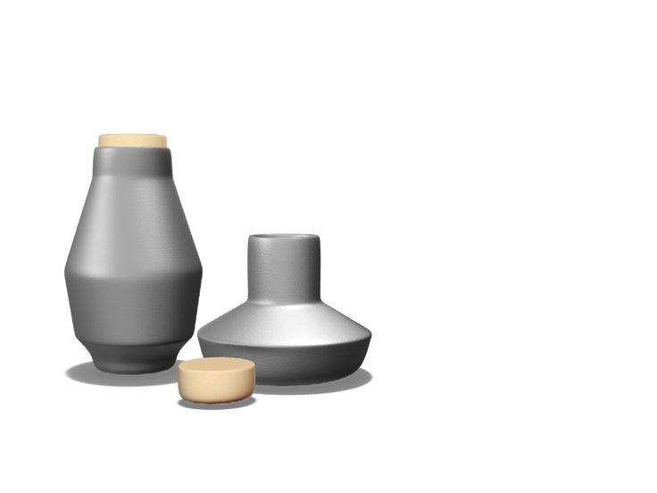 ceramics - a 3D model by dominikaspanikova | VECTARY