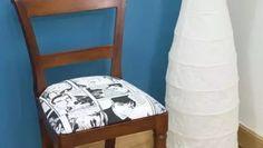 Cómo tapizar y renovar una silla paso a paso