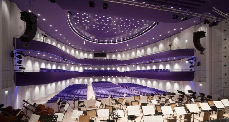 Congress Centre Zlin, Czech Republic