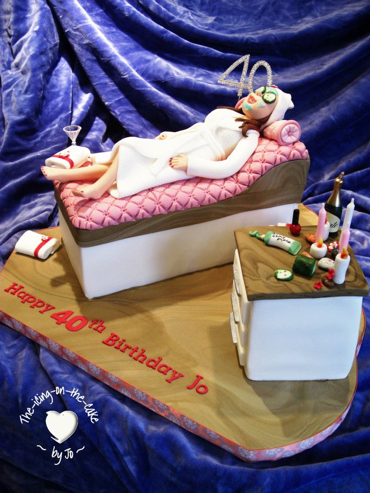 Cake Decorating Class Kitchener : The 73 best images about spa / bathtub cake on Pinterest ...