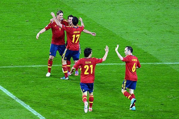 España 4-0 Irlanda... Retoma la 'Roja' su papel #Euro2012