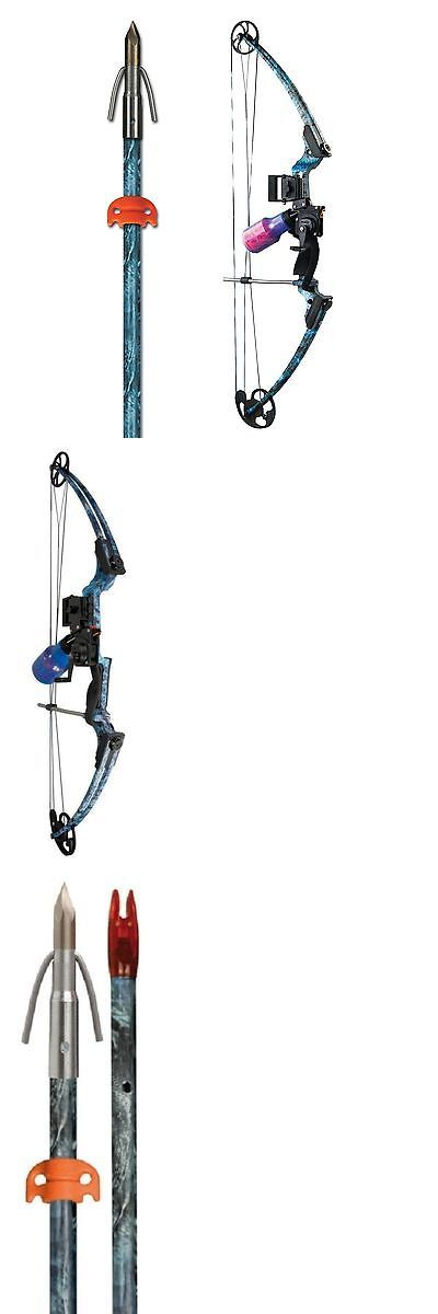 Other Bows 181295: New 2016 Ams Fish Hawk Bowfishing Bow Kit Lh Retriever Pro Reel And Blue Koi Arrow -> BUY IT NOW ONLY: $359.99 on eBay!