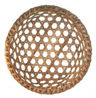 cheese basket - 19th century