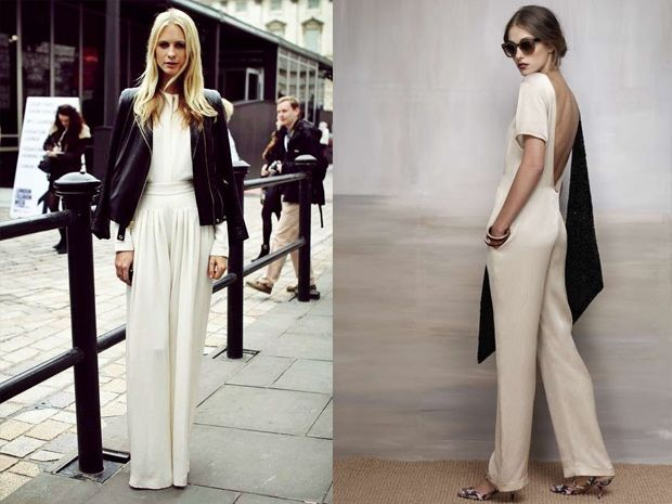 Top 10 Little White Jumpsuits for the Fashion Forward Bride to Be | OMG I'm Getting Married UK Wedding BlogUK Wedding Design and Inspiration for the fabulous and fashion forward bride to be.