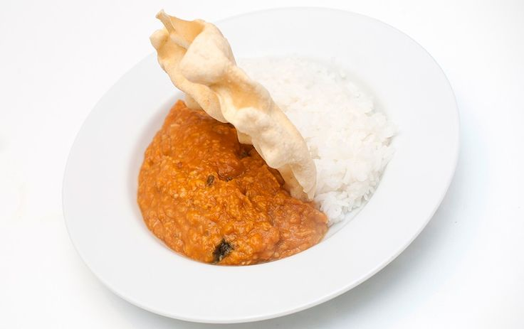 Søtpotetcurry fra India