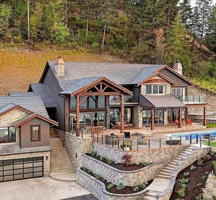 Log Home Exterior Ideas: Best 25+ Colorado Mountain Homes Ideas On Pinterest