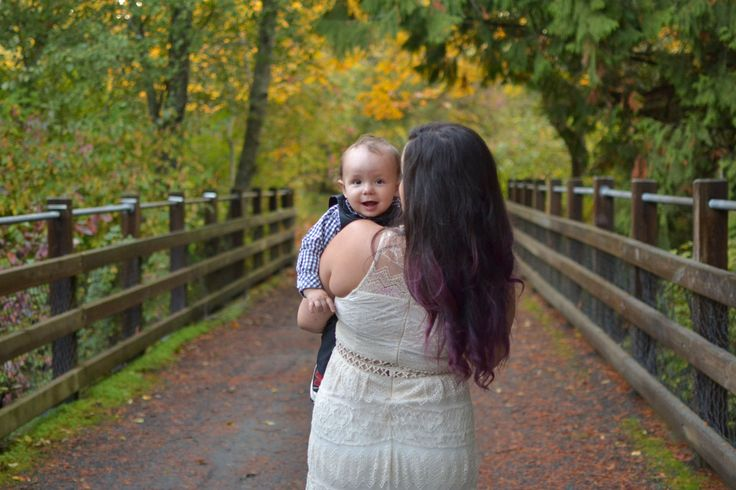 Fall photo shoot with these two. #sister #nephew #love #fall #photography #portraiture #nikon #2016 #family #canada