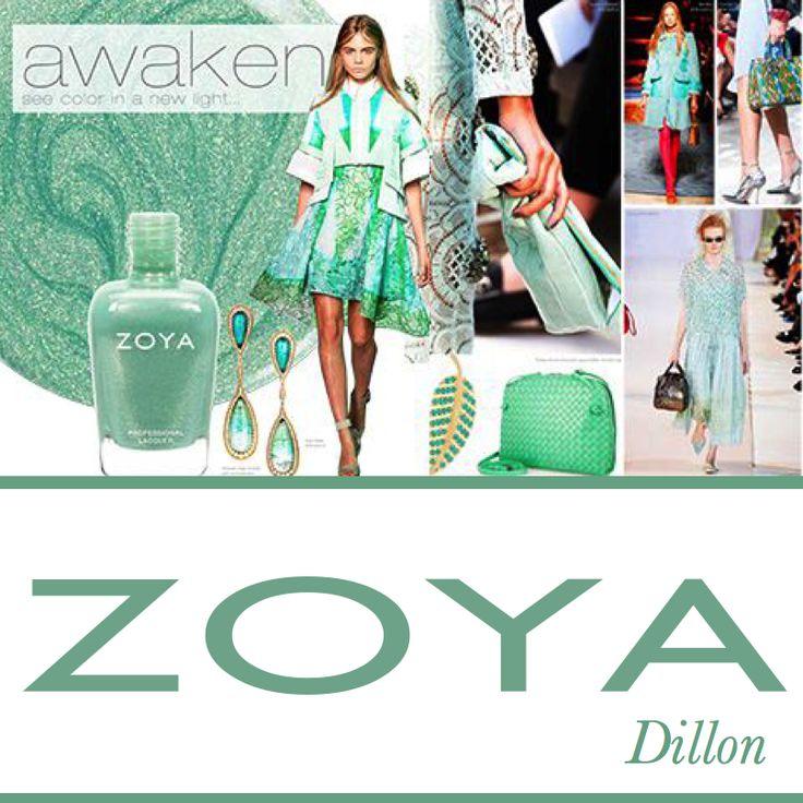 Zoya Awaken Dillon  #zoyaoje #tırnak #nail #fashion #nailcolors #nailart #moda #shoes #bags #dress #zoyaturkiye #jewerly #kadın #style #jacket #skirt #bag #küpe #ayakkabı #elbise