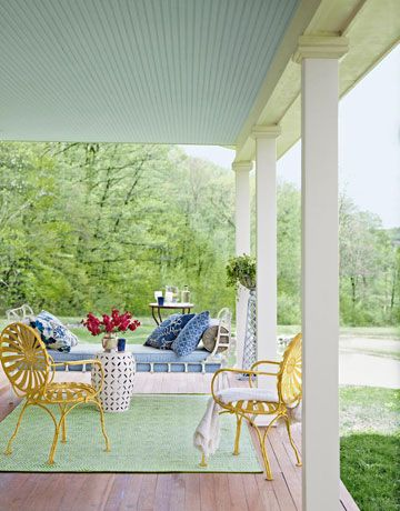 great color combos terrace balcony garden outdoor, landscaping , outdoor furniture, pergola,