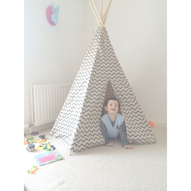 greetings from a nobodinoz tipi lover kidsroom. Black Bedroom Furniture Sets. Home Design Ideas