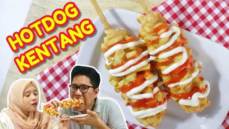 Rese Hotdog Kentang ala Dapur Adis  #food #recipe #cooking #sausage #hotdog