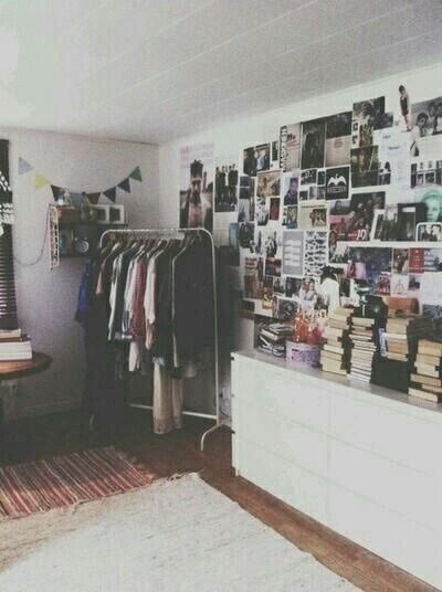 Image via We Heart It https://weheartit.com/entry/154720675 #bedroom #grunge…