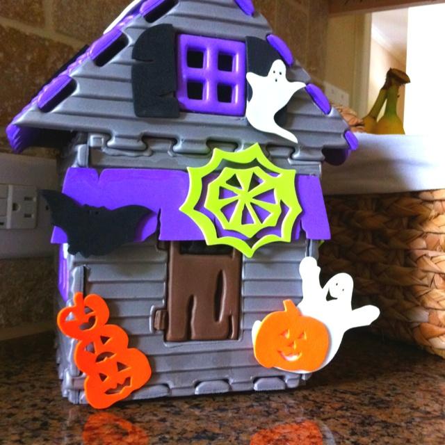 halloween foam activity kit