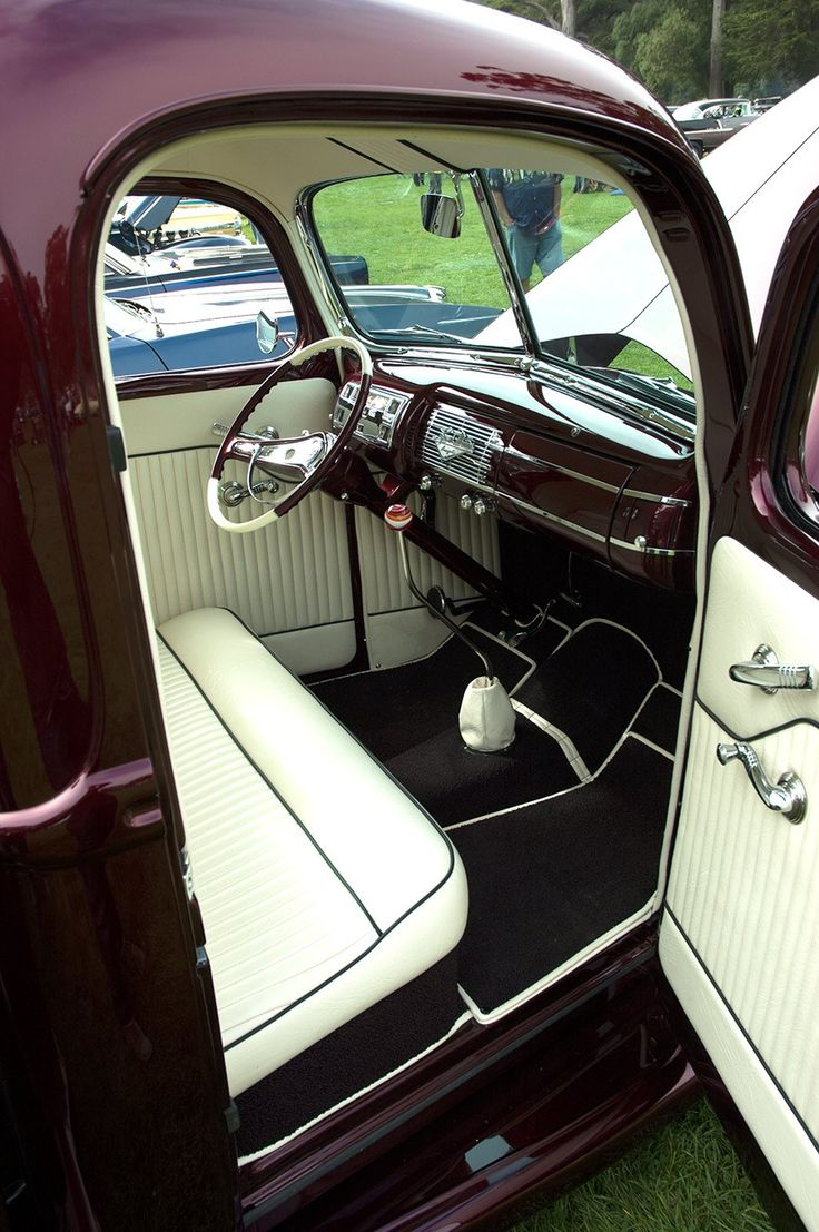 1941 ford pickup interview with owner david posey