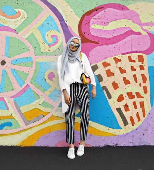How to style Adidas shoes with hijab – Just Trendy Girls