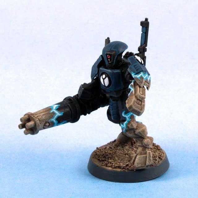 Conversion, Stealth Field, Stealth Suit, Tau, Warhammer 40,000 - Tau stealth suit - Gallery - DakkaDakka | Ask not what Dakka can do for you...