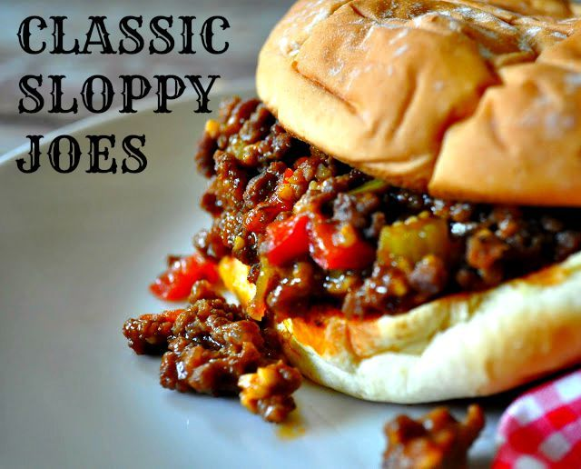... Pinterest | Stuffed Pork Chops, Healthy Sloppy Joes and Chipped Beef