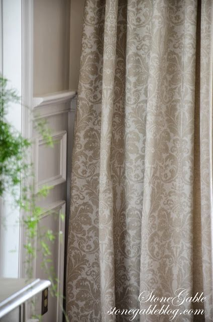 9 best Keep It Simple and Sweet with Traverse Rod Curtains images ...