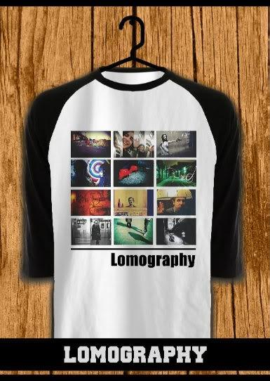 ourkios - Lomography Black Raglan