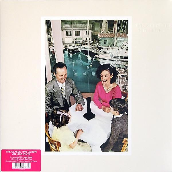 Contains the criminally under rated track, Achilles Last Stand Led Zeppelin - Presence (1LP)