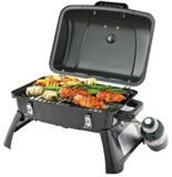 Portable Gas Barbeque features 234 sq.in total cooking surface | Canadian Tire