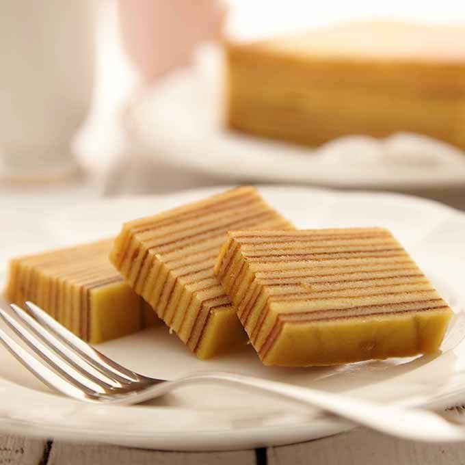 Sarawak Layer Cake Recipe
