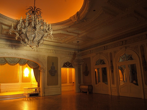 Ballroom.
