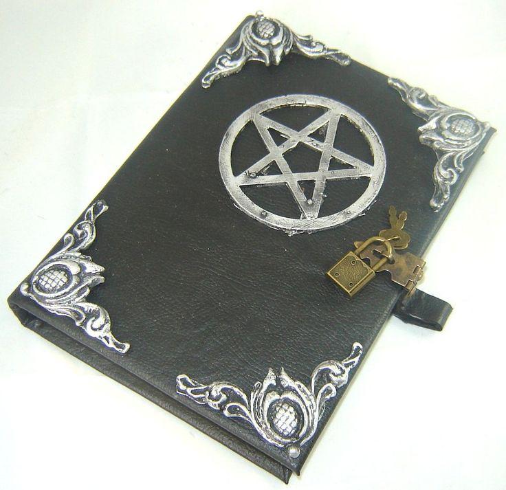 Livro das Sombras Pentagrama cod.206