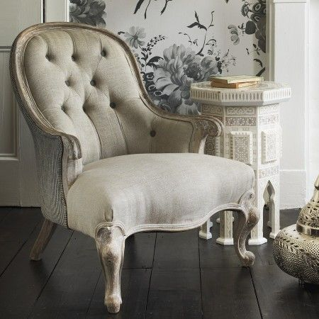 Adele Reading Chair - Armchairs - Shop By Item - Sofas & Upholstery