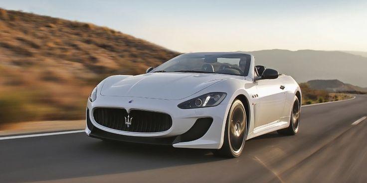 Maserati | Models | GranCabrio MC