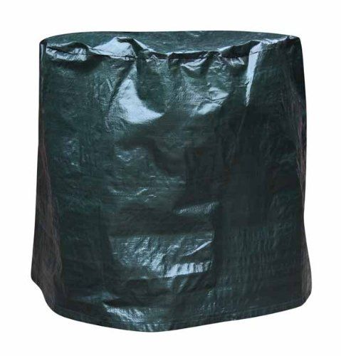 Gardeco COVER-FB50 Fire Bowl/ Fire Pit Cover Upto 50cm Diameter - Green ** Read more details by clicking on the image. #BarbecueandOutdoorDining