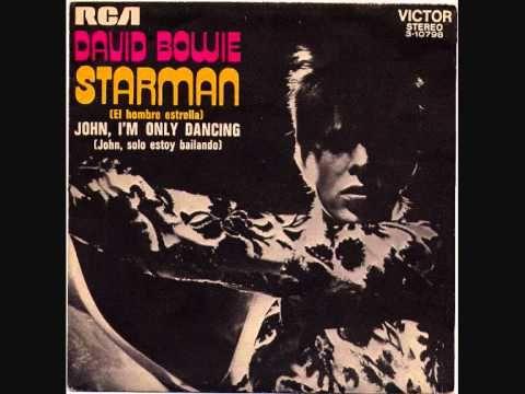 David Bowie  -  John, I'm Only Dancing