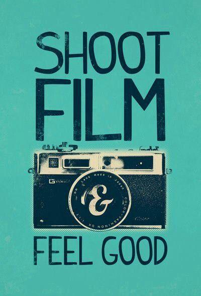 Shoot film Feel Great!!!