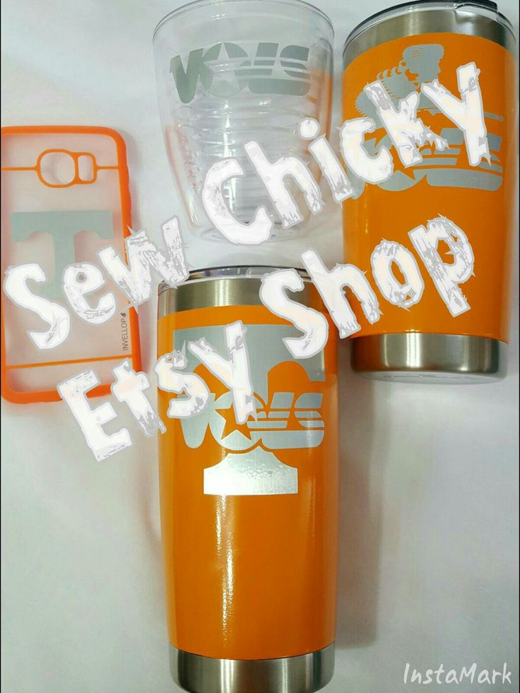 Yeti  <3! Perfect for the Tennessee games!