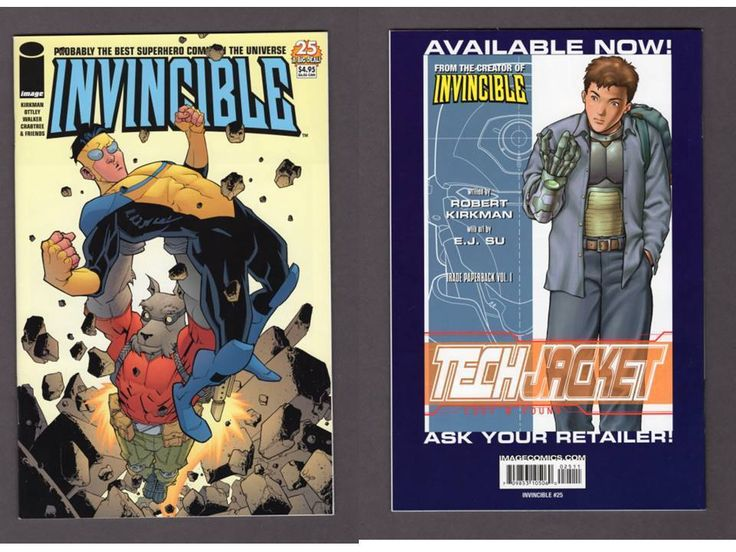 Very recently it was announced that Seth Rogen. By Robert Kirkman & Cory Walker. by The Walking Dead creator, Robert Kirkman. INVINCIBLE #25. and Evan Goldberg are directing an Invincible movie. to take place in the Invincible Universe! | eBay!